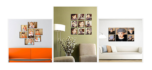 canvas cluster wall displays (1)