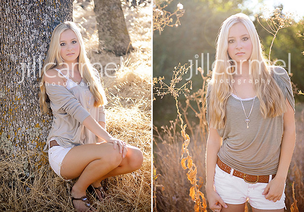 sunset teen pictures in el dorado hills