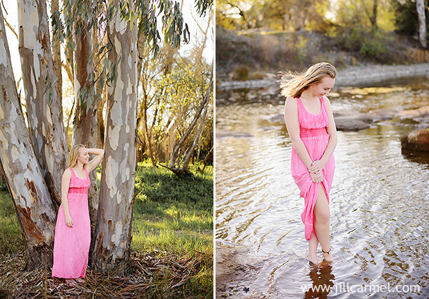 candid natural images for teen graduation senior portraits