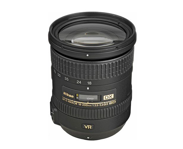 nikkor 18-200 great for sports and outdoors