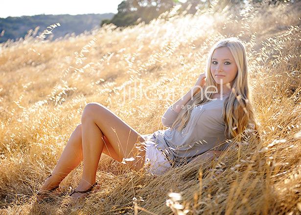 oakridge high school teen portraits