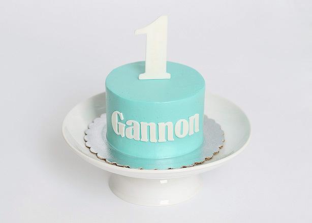sweetologie smash cake robin egg blue lettered
