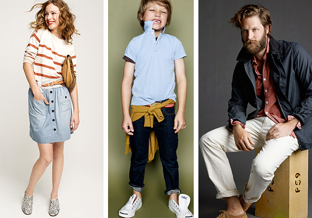 outfits for family portraits