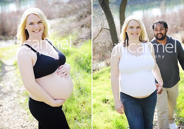 ancil hoffman park maternity portraits