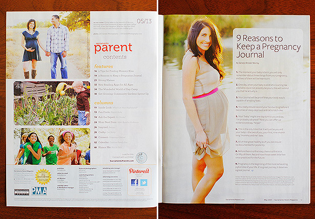 pubished maternity issue may 2013