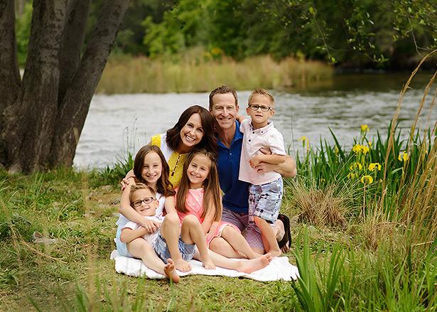 roseville family photographer jill carmel