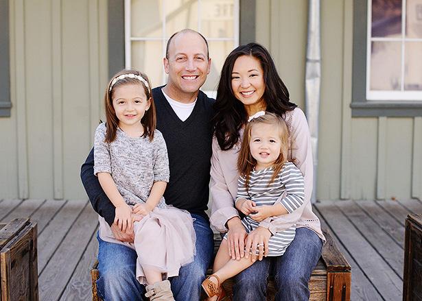 old sacramento fall family mini session