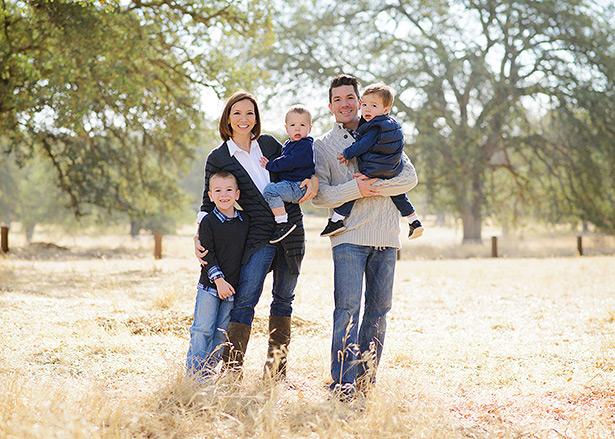 fair oaks sacramento family mini sessions