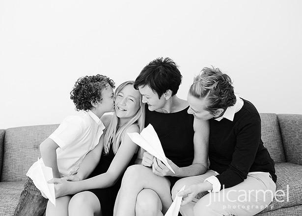 natural interactive studio family portraits in sacramento
