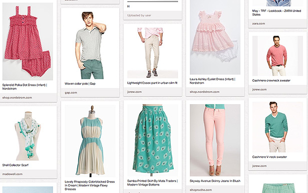 what to wear mint rose summer 2012