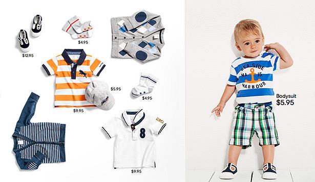 what to wear summer boy 2012