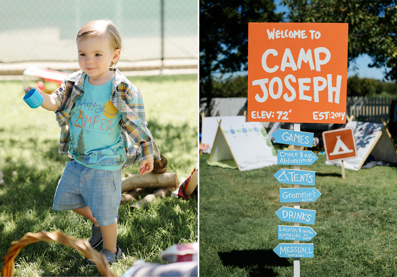 Welcome to Camp Joseph