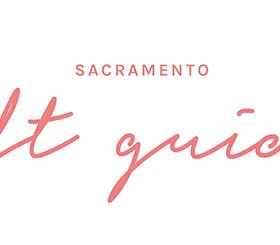 Sacramento Gift Guide