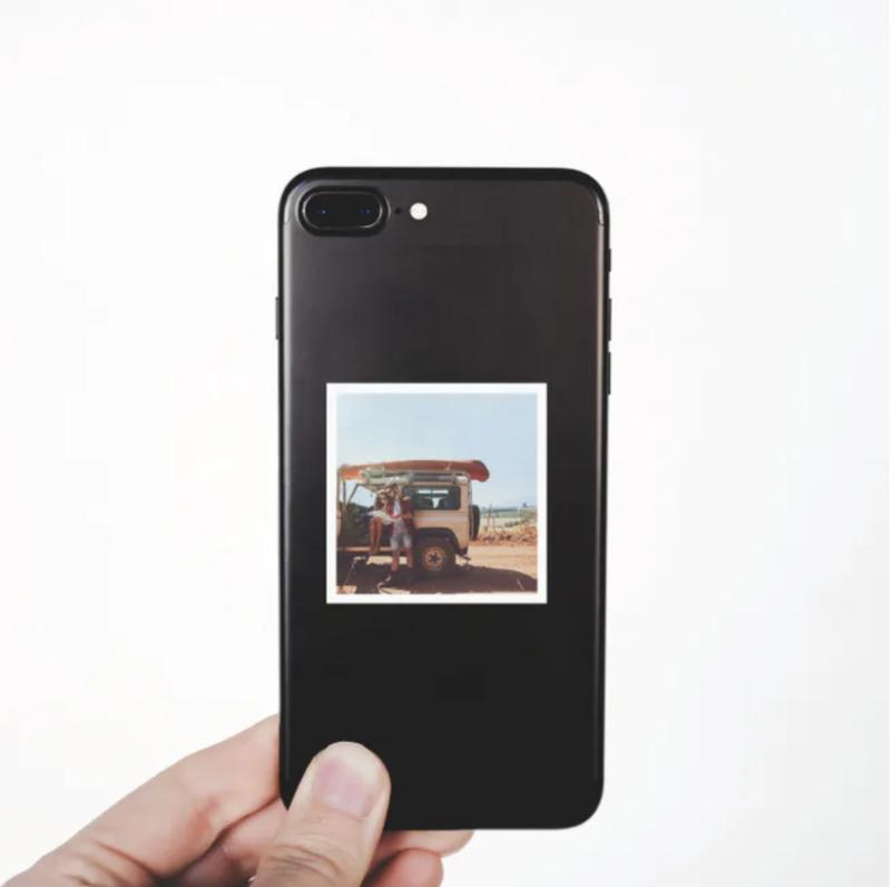 Paper Culture Phone Stickers