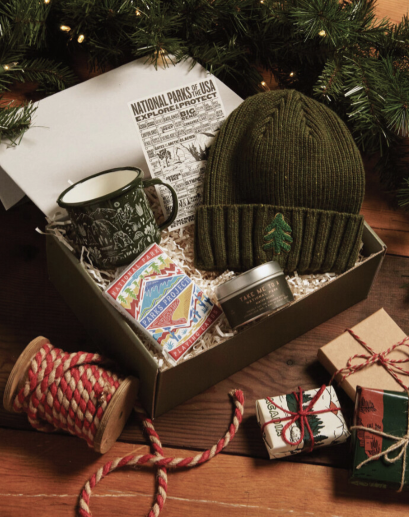 Parks Project Holiday Gift Image